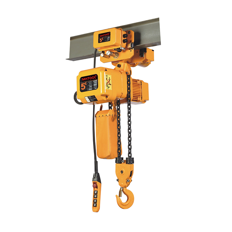Electric Chain Hoist with Clutch