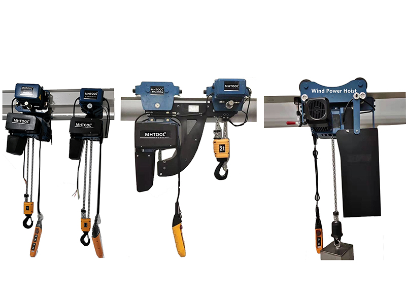 MHTOOL European Electric Chain Hoist 0.5T-10T